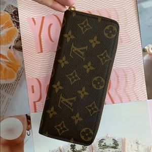 LV - Clemence wallet